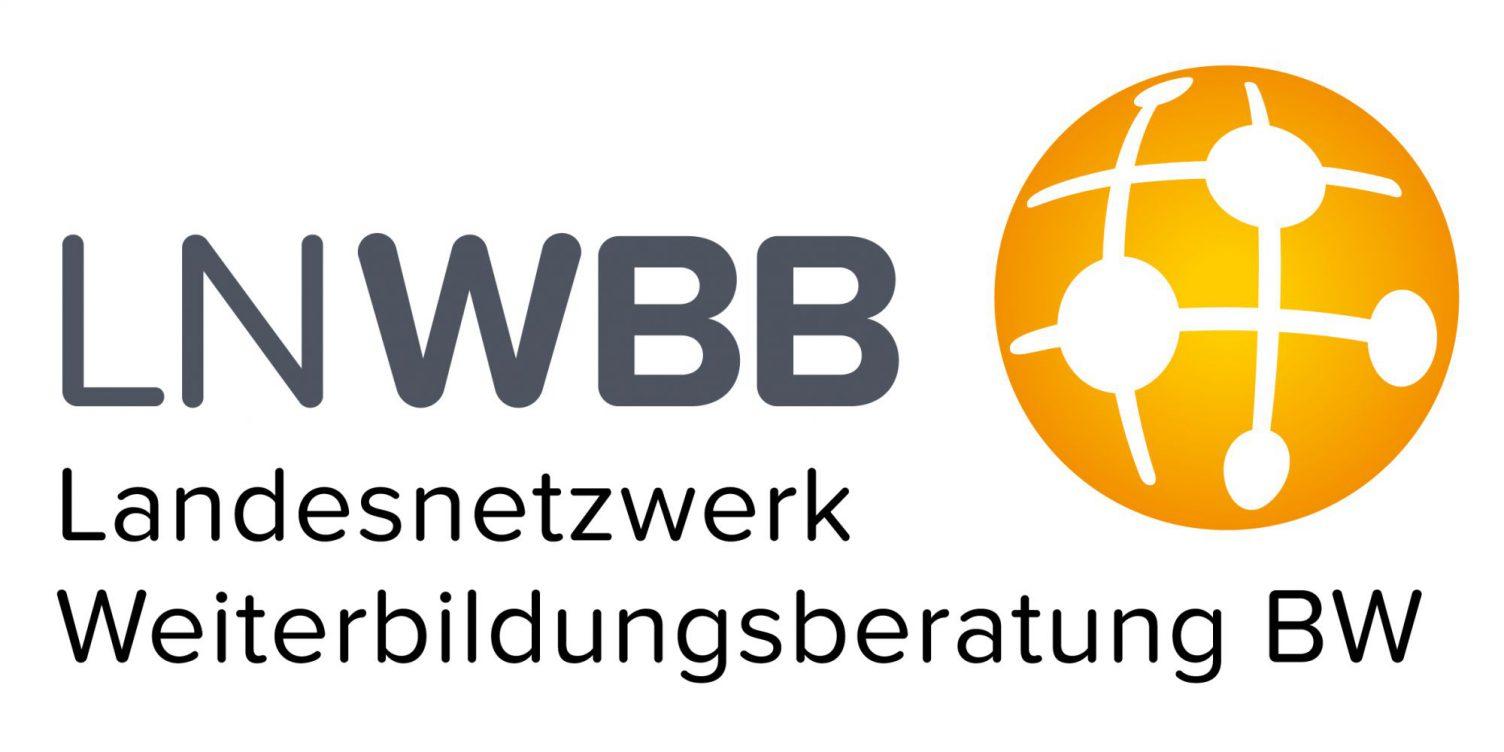 Logo Landesnetzwerk Weiterbildungsberatung BW