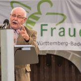 """Bauernpfarrer Willi Mönikheim gibt Impulse zu """"Schätze des Alter(n)s"""""""