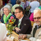 Ehrenpräsidentin Hannelor Wörz,Peter Hauk MdL, Minister für Ländlichen Raum und Verbraucherschutz Baden-Württemberg und Klaus Mugele, Vizepräsident Landesbauernverband Baden- Württemberg