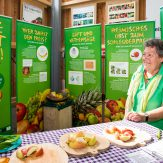 "Ausstellung ""Make Fruit Fair"""