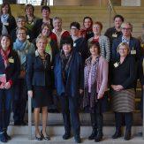 """Über 30 Führungskräfte nahmen an der Klausurtagung zum Thema """"Ehrenamt und Integration"""" in Stuttgart teil."""
