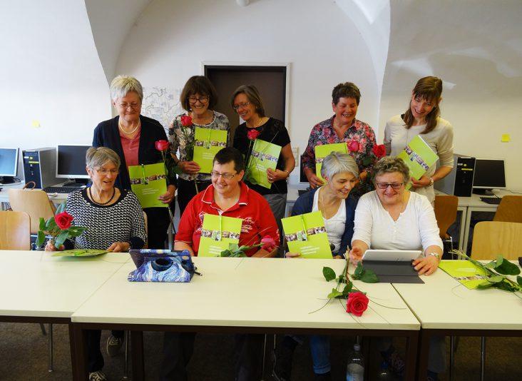 Ulmer Seniorenbotschafterinnen für neue Medien