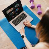 """Online-Weiterbildung """"Virtuelle Gymnastikstunden unterrichten - am Beispiel von ZOOM und Skype"""""""