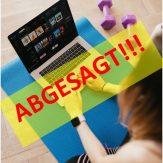 """Online-Weiterbildung """"Virtuelle Gymnastikstunden unterrichten - am Beispiel von ZOOM"""" -- ABGESAGT!!!"""
