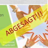 """Netzwerktreffen """"Junge LandFrauen"""" -- ABGESAGT!!!"""