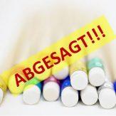 Protokollführung, Presse- und Öffentlichkeitsarbeit -- ABGESAGT!!!