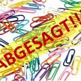 Einführung in die Vereinsarbeit -- ABGESAGT!!!