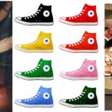 Zeigt her eure Füße, zeigt her eure Schuh